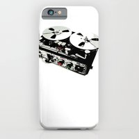the ultimate tape recorder iPhone 6 Slim Case