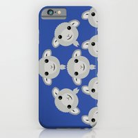 Sheep Circle - 3 iPhone 6 Slim Case