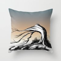 Tree 13 Throw Pillow