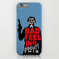 I've Got A Bad Feeling About This iPhone 6 Slim Case