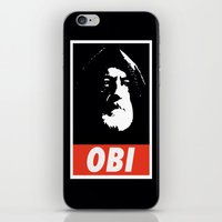 Obey Wan iPhone & iPod Skin