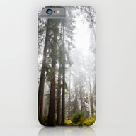 Curtain Of Fog iPhone 6 Slim Case