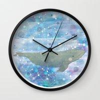 Illustration Friday: Rou… Wall Clock