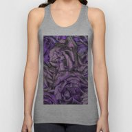 Great Garden Roses With … Unisex Tank Top