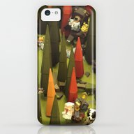 Forest Life iPhone 5c Slim Case
