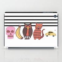 The Unusual Suspects iPad Case