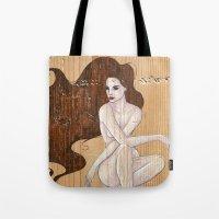 Seductress Tote Bag