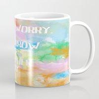DO NOT WORRY Mug