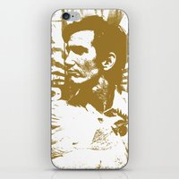 Townes Van Zandt iPhone & iPod Skin