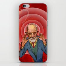 Herr Doktor iPhone & iPod Skin