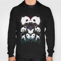 PANDA COLLIDE Hoody