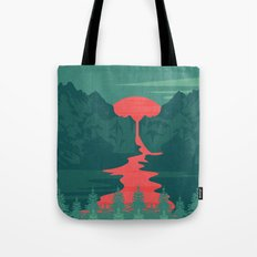 The Red River Tote Bag