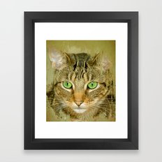 PAW-TENTIAL Framed Art Print