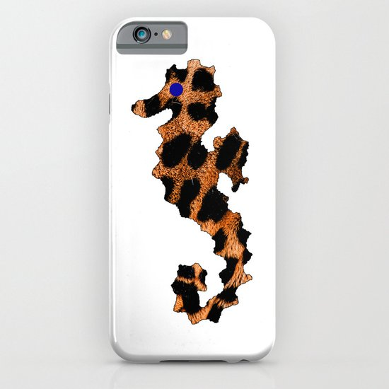SEA LEOPARD iPhone & iPod Case