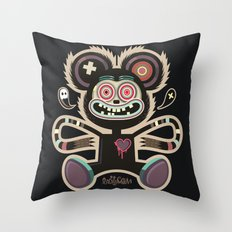 Freemousse Throw Pillow