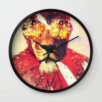 Lion Zion Wall Clock