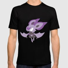 Noibat Mens Fitted Tee SMALL Black