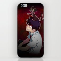 Rin and Kuro  iPhone & iPod Skin
