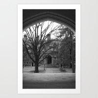 Princeton Art Print