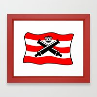 The Imperial Guards Framed Art Print
