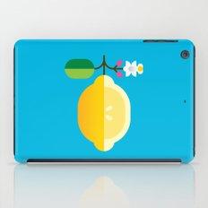 Fruit: Lemon iPad Case