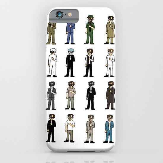 Woody Allen's iPhone & iPod Case