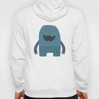 BLUE MONSTER Hoody