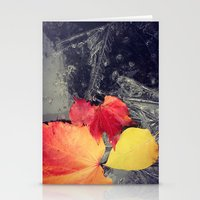 Autumn Breath Stationery Cards
