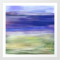 Let The Music Float With… Art Print