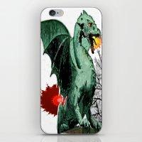 Draco iPhone & iPod Skin