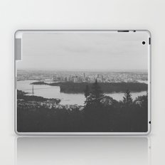 vancouver from cypress mountain. Laptop & iPad Skin