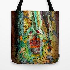 Vegan-Bot Tote Bag