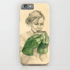 bun-fight iPhone 6 Slim Case