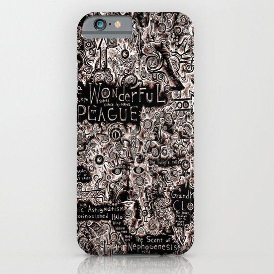 The Wonderful Plague iPhone & iPod Case