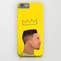 iPhone & iPod Case featuring Fresh Prince by Fresh Prints