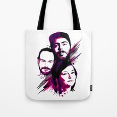 Chvrches Tote Bag