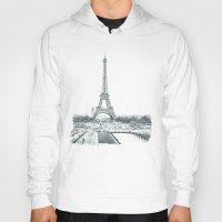 Hoody featuring Dramatic Eiffel  by Ewan Arnolda