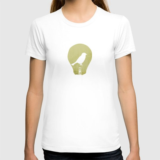 ideas take flight T-shirt