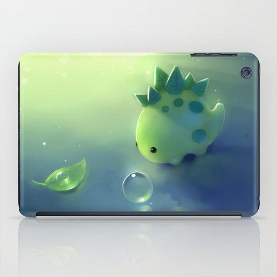 mini dino iPad Case