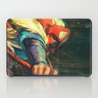 The Young Man From The E… iPad Case