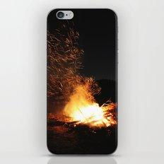 Fire Dance iPhone & iPod Skin
