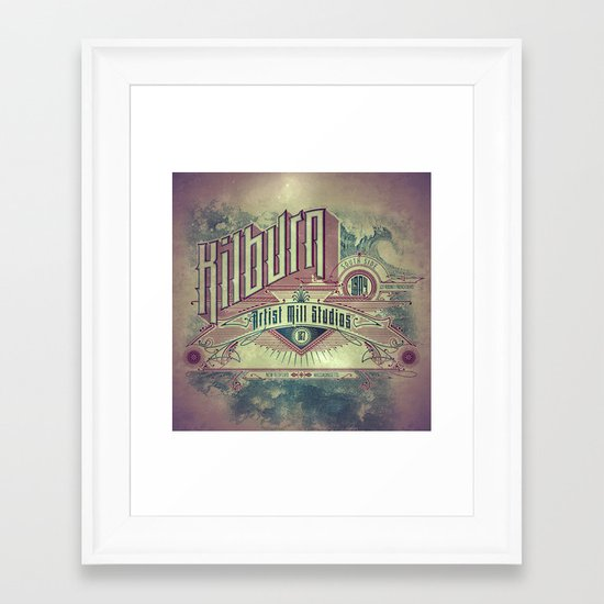 Kilburn Mill Studios Framed Art Print