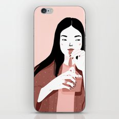 Froyo lover iPhone & iPod Skin