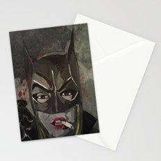 Gotham Vixen Stationery Cards