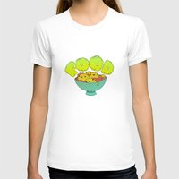 food T-shirts featuring Food  by Ashton Dame