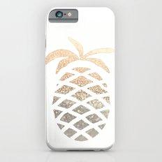 GOLD PINEAPPLE Slim Case iPhone 6s