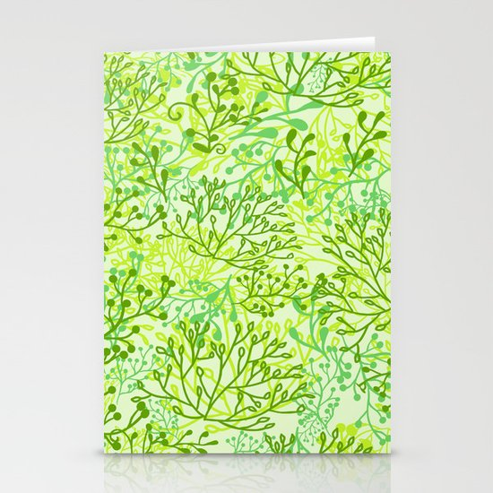 Plants Stationery Card