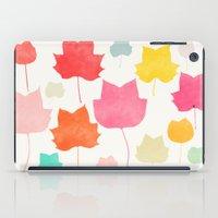 tulipifera 1 iPad Case