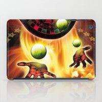 Poster Cirkus iPad Case