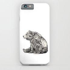 Bear // Graphite iPhone 6 Slim Case